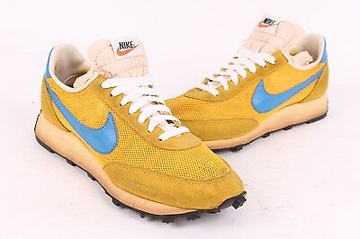 Vtg 70S Nike Ldv Waffle Running Shoes Made In Usa Mens Size 7.5