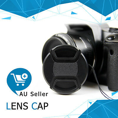 49mm Snap-on Front Lens Front Cap Cover for Digital SLR DSLR camera Canon Nikon