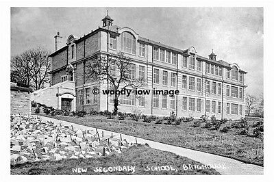 pt6729 - Brighouse , New Secondary School Road , Yorkshire - photo 6x4