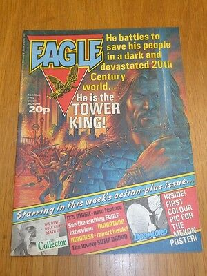 Eagle 15Th May 1982 British Weekly Ipc Magazine