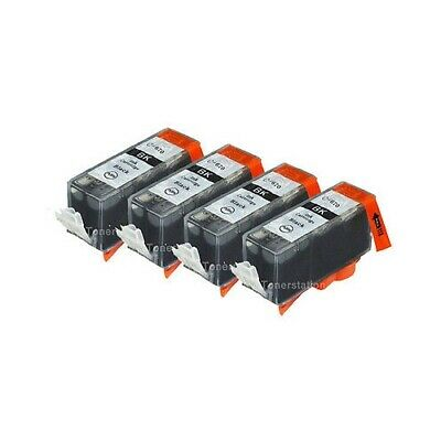 4x BLACK Ink Cartridges PGI-670XL for Canon Pixma MG5760/5765/5766/6860/6865