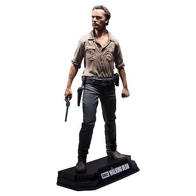 The Walking Dead Collector Edition Color Top Series TV Version Actionfigur: Rick