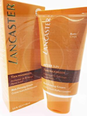 Lancaster After Sun Tan Mazimizer Rich Firminf Cream 150Ml