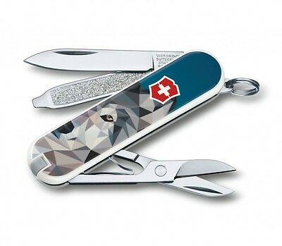 """Victorinox """"The Wolf is Coming Home"""" Classic Limited Edition 2017, 0.6223.L1704"""