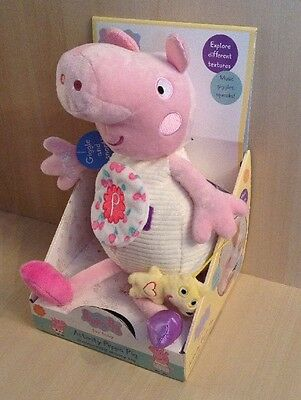 Peppa Pig for Baby Activity Toy, By Rainbow Designs NEW