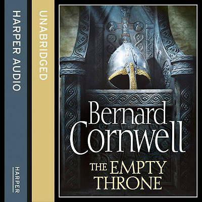 The Empty Throne (The Warrior Chronicles, Book 8), Cornwell, Bernard | Audio CD
