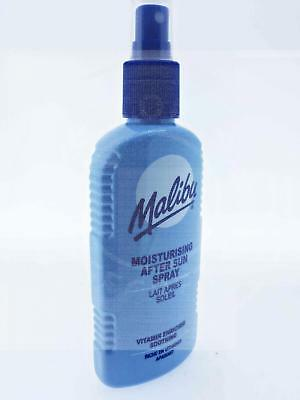 Malibu Moisturising After Sun Spray 200Ml