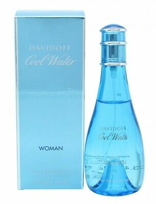 Davidoff Cool Water Woman Deodorant Spray - Women's For Her. New. Free Shipping