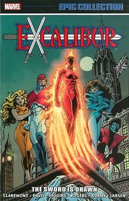 Excalibur Epic Collection The Sword Is D, Claremont, Chris, 9781302904340