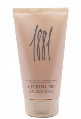 Cerruti 1881 Bath And Shower Gel - Women's For Her. New. Free Shipping