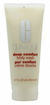 Clinique Deep Comfort Body Wash - Women's For Her. New. Free Shipping