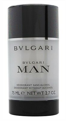 Bvlgari Bvlgari Man Deodorant Stick - Men's For Him. New. Free Shipping