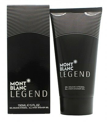 Mont Blanc Legend All-Over Shower Gel - Men's For Him. New. Free Shipping