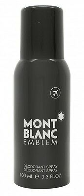 Mont Blanc Emblem Deodorant Spray - Men's For Him. New. Free Shipping
