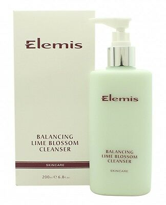 Elemis Balancing Lime Blossom Cleanser - Women's For Her. New. Free Shipping