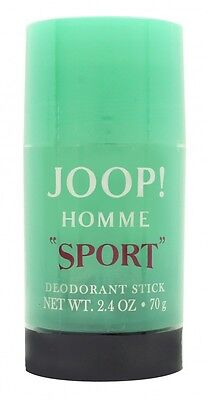 Joop! Homme Sport Deodorant Stick - Men's For Him. New. Free Shipping