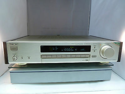 Sony Tuner  ST-S 707 ES High-End stereo tuner