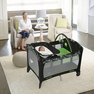 Graco Pack 'n Play Playard with Newborn Napper, Miami New Free Shipping