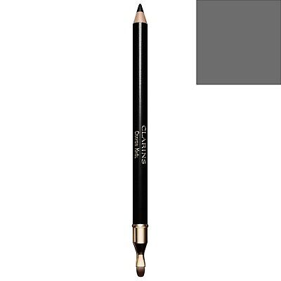 Clarins Crayon Khol Long-Lasting Eye Pencil with Brush 04 Platinum 1.05g for wom
