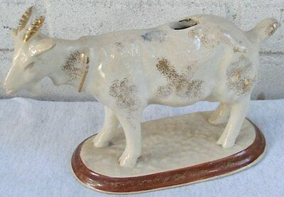 Very Rare Goat Staffordshire Creamer from Lifetime Collection Antique Figurals