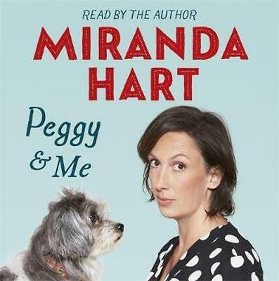 NEW Peggy and Me By Miranda Hart Audio CD Free Shipping