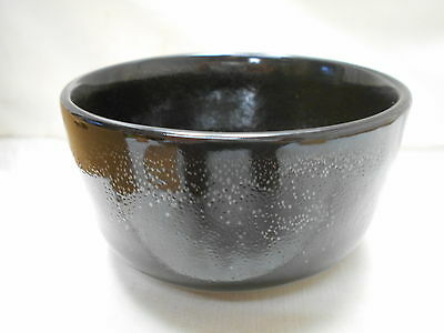 Japanese Tea Ceremony Pottery Bowl Chanoyu Traditional Vintage  #123
