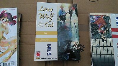 Lone Wolf & Cub N. 16 - Cover Di Frank Miller - Nuovo