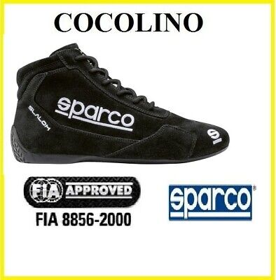 SPARCO SLALOM SRB-3 Kartschuhe Schuhe FIA 8856-2000 Standard boots taille