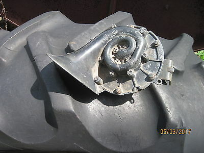 GM OEM Delco Remy Horn w/Mounting Bracket Type S  H Note 12V  Model 364
