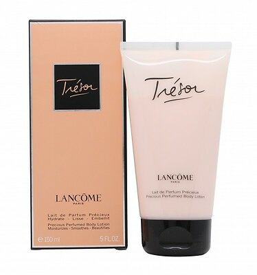 Lancome Tresor Body Lotion - Women's For Her. New. Free Shipping