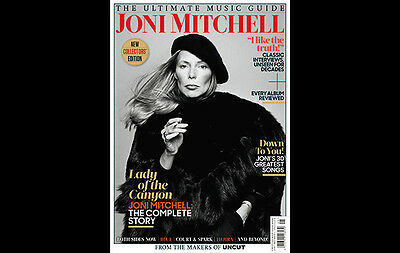 Joni Mitchell - The Uncut Ultimate Music Guide Magazine...new