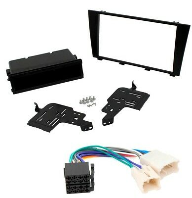 Lexus Is200 Is300 Cd Radio Stereo Facia Fascia Fitting Kit Surround Iso Lead