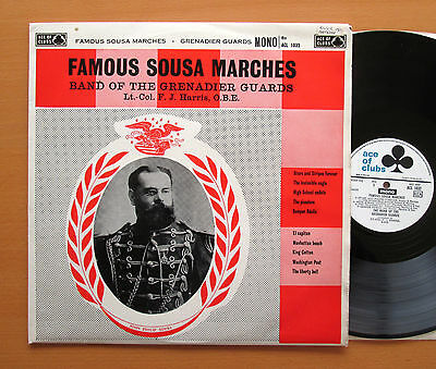 ACL 1032 Famous Sousa Marches Band Of The Grenadier Guards NM/EX Decca Mono