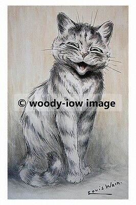 rp02781 - Louis Wain Cat - photograph