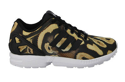 check out ba3cf f2c91 ADIDAS ZX FLUX Originals WOMENS S77310 Black Torsion NEW