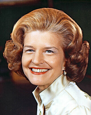 American First Lady Betty Ford Portrait 11x14 Silver Halide Photo Print