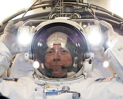 Astronaut Michael E. Fossum STS-121 Discovery 11x14 Silver Halide Photo Print