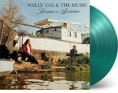 Wally Tax - Springtime In Amsterdam [New Vinyl LP] Holland - Import