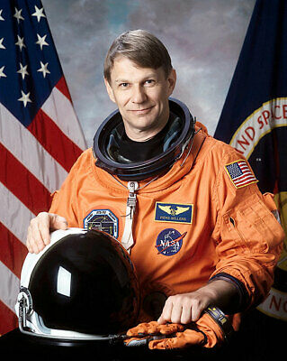 Piers J. Sellers STS-112 Mission Portrait NASA 11x14 Silver Halide Photo Print