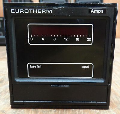 EUROTHERM POWER CONTROLLER 831/20a240v/4-20ma-pa/m//