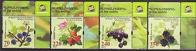 News Flora Of Artsakh 2017 Nagorno Karabakh Armenia Set Of 4 Stamps Mnh R17596