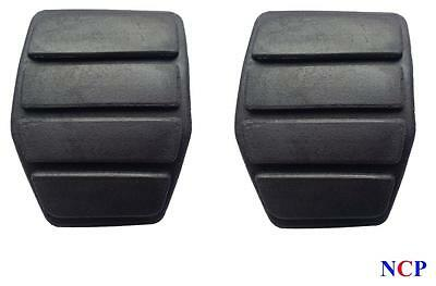 VAUXHALL MOVANO Mk1 1998 - 2010 BRAKE / CLUTCH RUBBER PEDAL COVERS X 2