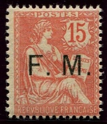 Lot N°3756d France Franchise Militaire N°2 Neuf ** LUXE