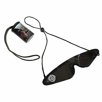 Survival i-Shield tm by Survival Metrics Dark Lens Protective Face Shield, New
