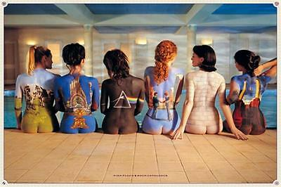 Pink Floyd Back Catalogue  Maxi Poster 91.5cm x 61cm new and sealed