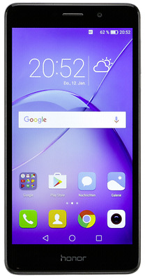 Honor 6X 32GB grey NEU