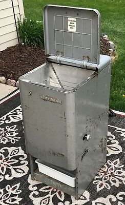 Scotsman C1B-1 Ice Crusher Concession Machine Industrial Large 5.2 amp Vintage