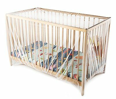 King Size Baby Mosquito Net for Pack n Plays Playpens Twin Strollers & Cribs. 10