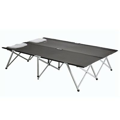 Outwell Posadas Foldaway Double Camp Bed Folding Camping Equipment New
