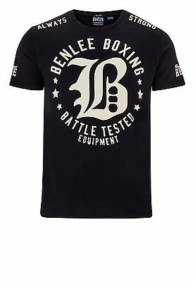 PENNSBURY, BENLEE Men T-Shirt, slim fit, Boxen, Kickboxen, Muay Thai